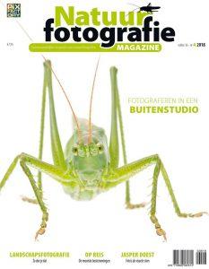 Cover Natuurfotografie Magazine