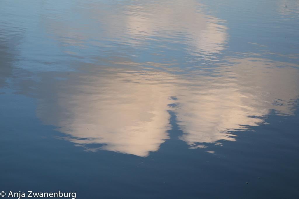 waterspiegeling focussen flow