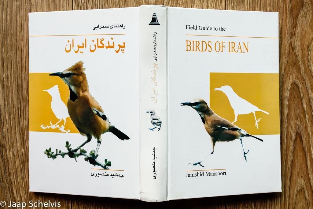 Op zoek naar de Perzische steppegaai