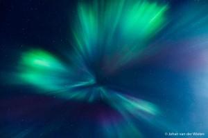 Een explosie van licht.  - Fotograaf: Johan van der Wielen