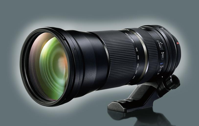 Praktijktest Tamron SP 150-600mm F/5-6.3 Di VC USD