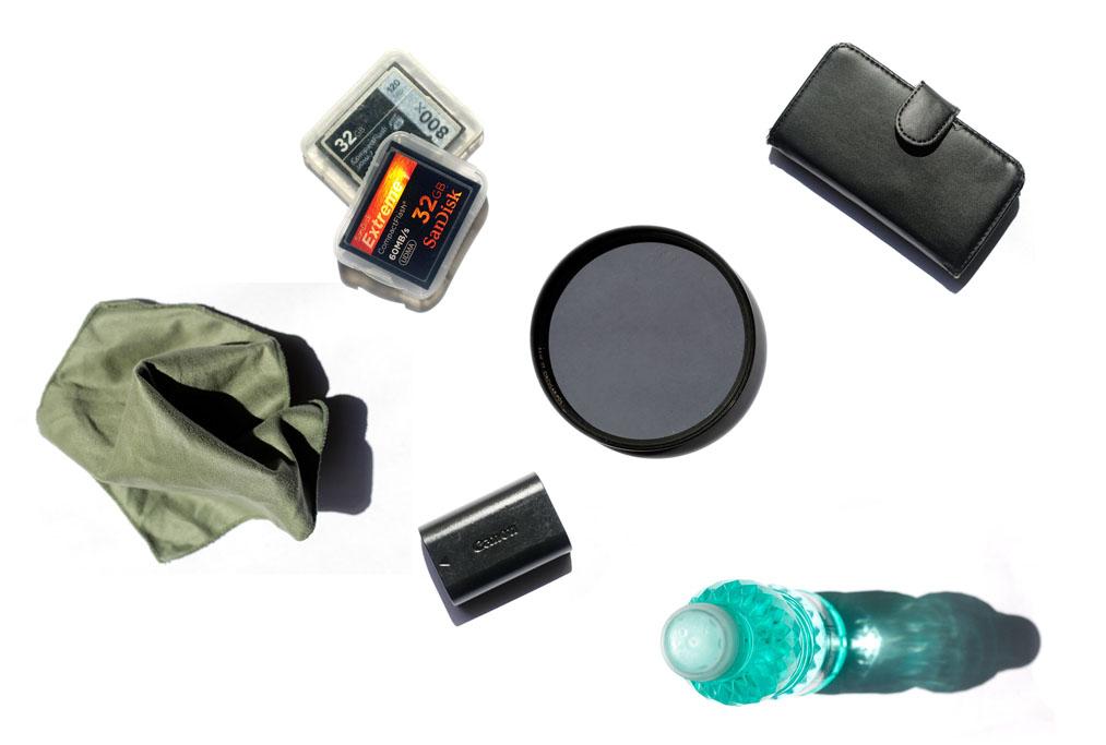 10 dingen die je in je fototas MOET hebben