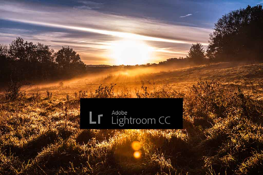 lightroom CC