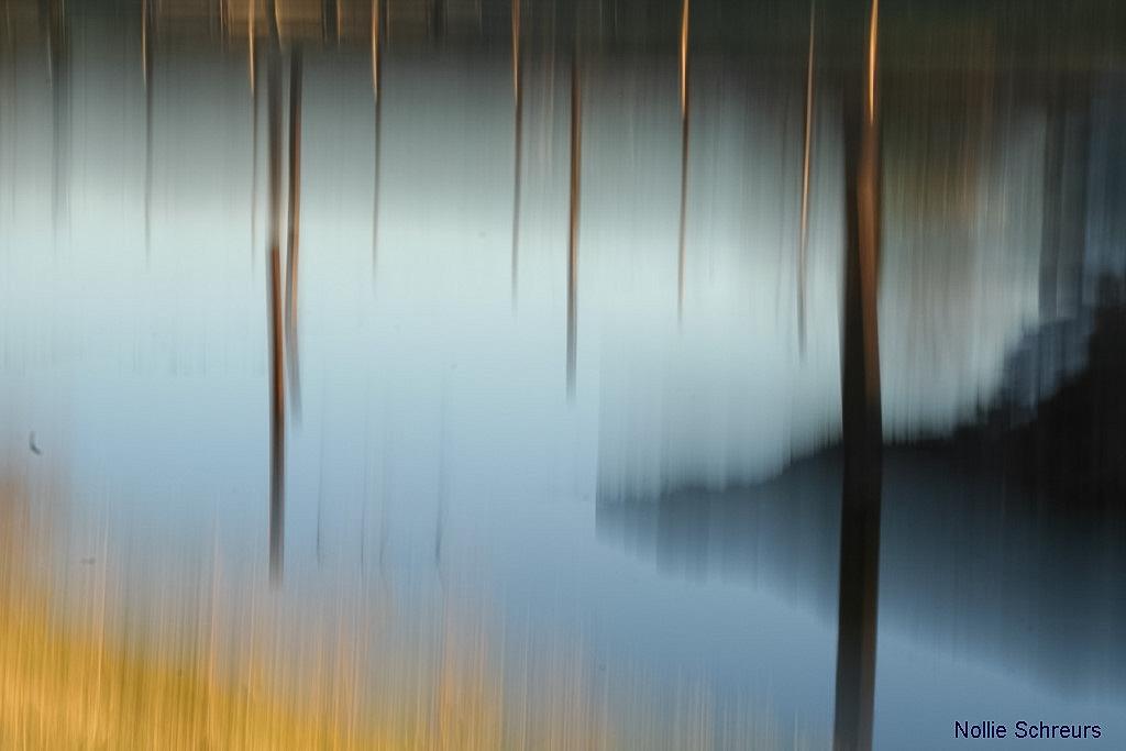 fotobespreking thema creativiteit & abstractie: Nollie, Ans en Anneke