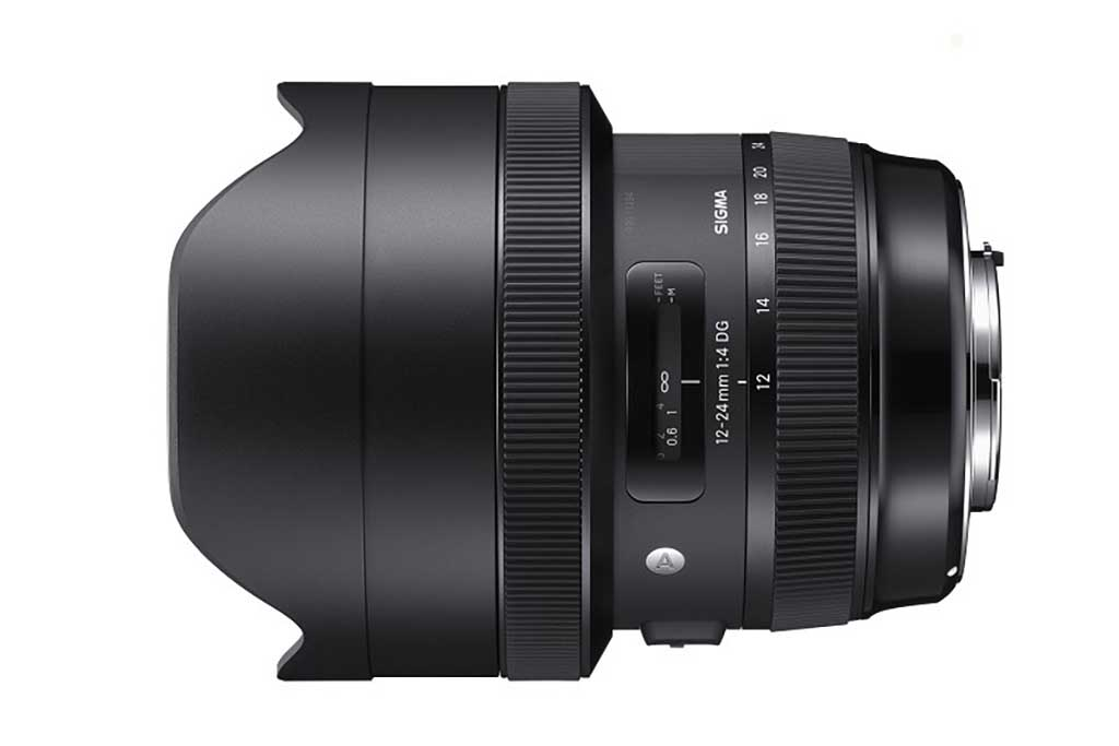Review Sigma 12-24 F/4 DG HSM Art