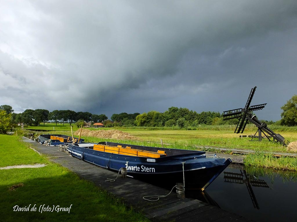 Fotobespreking thema 'weer': David en Luce