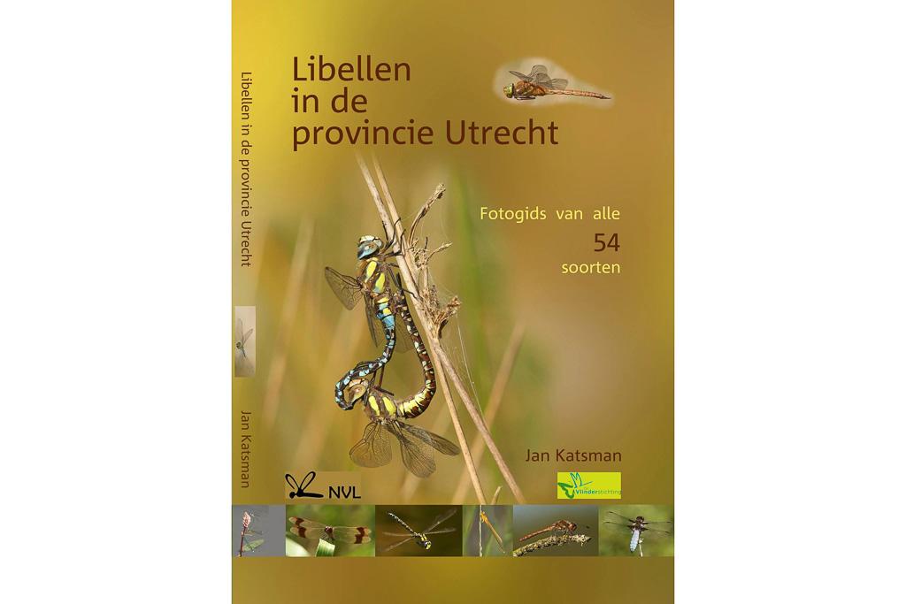 Libellen in de provincie Utrecht