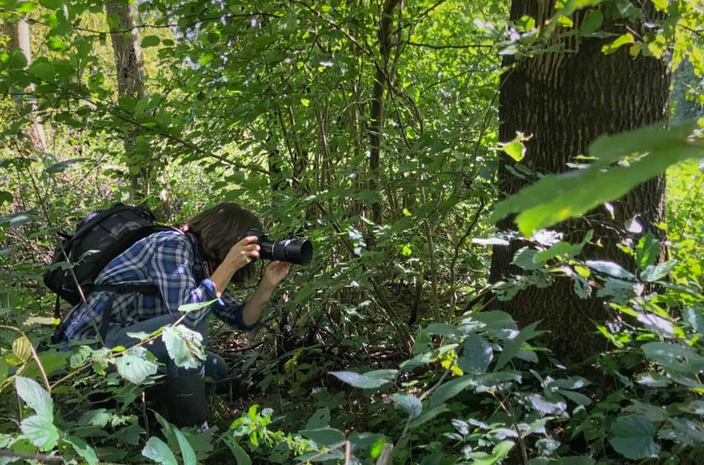 Mevrouw de Fotograaf