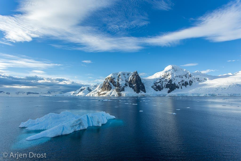 Antarctisch landschap; Antarctic scenery