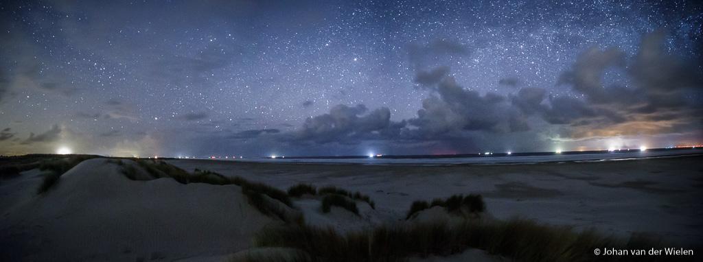 Noordzeestrand van Schiermonnikoog
