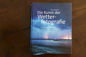 Boek Die Kunst der Wetterfotografie Corry DeLaan