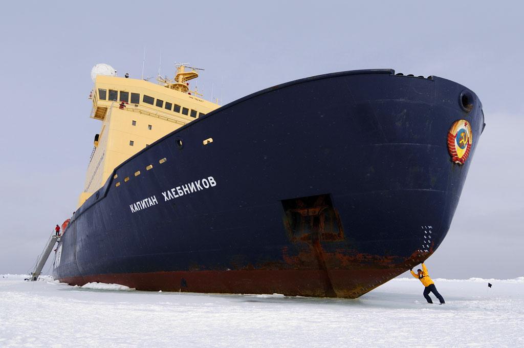Antarctica, Snow Hill island