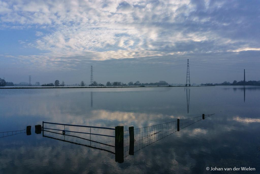 Nieuw thema fotobespreking: (hoog) water