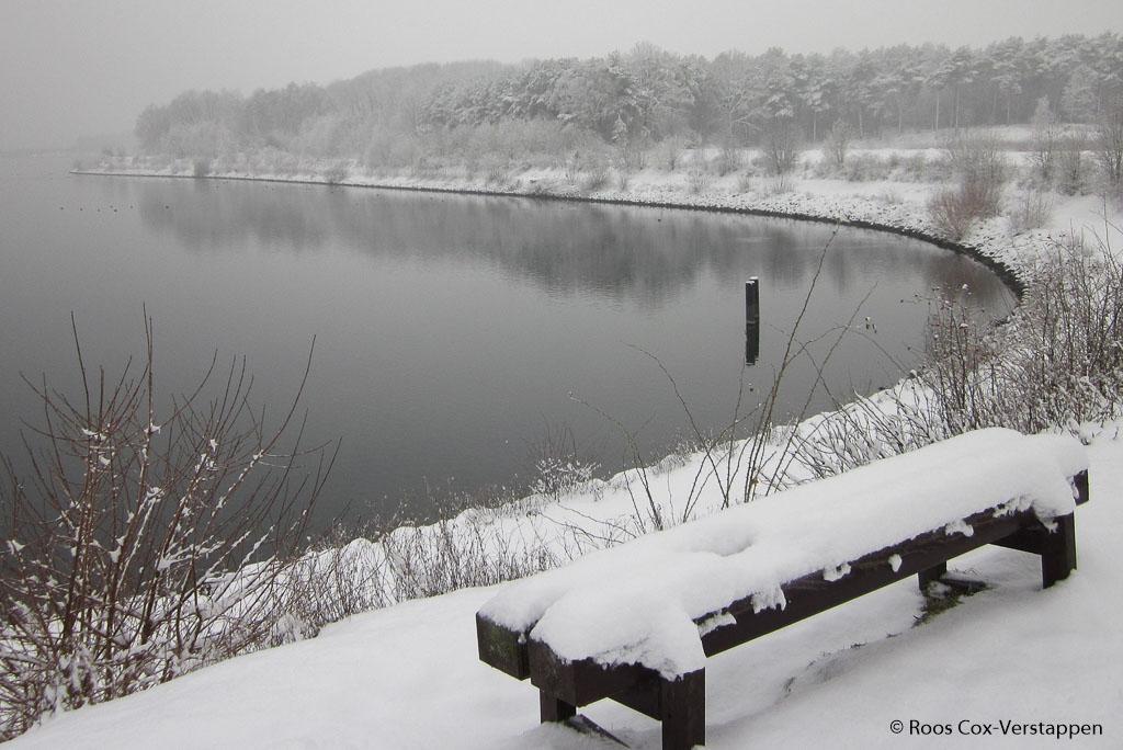 Fotobespreking thema 'natuur in de wintermaanden': Roos en Sandra