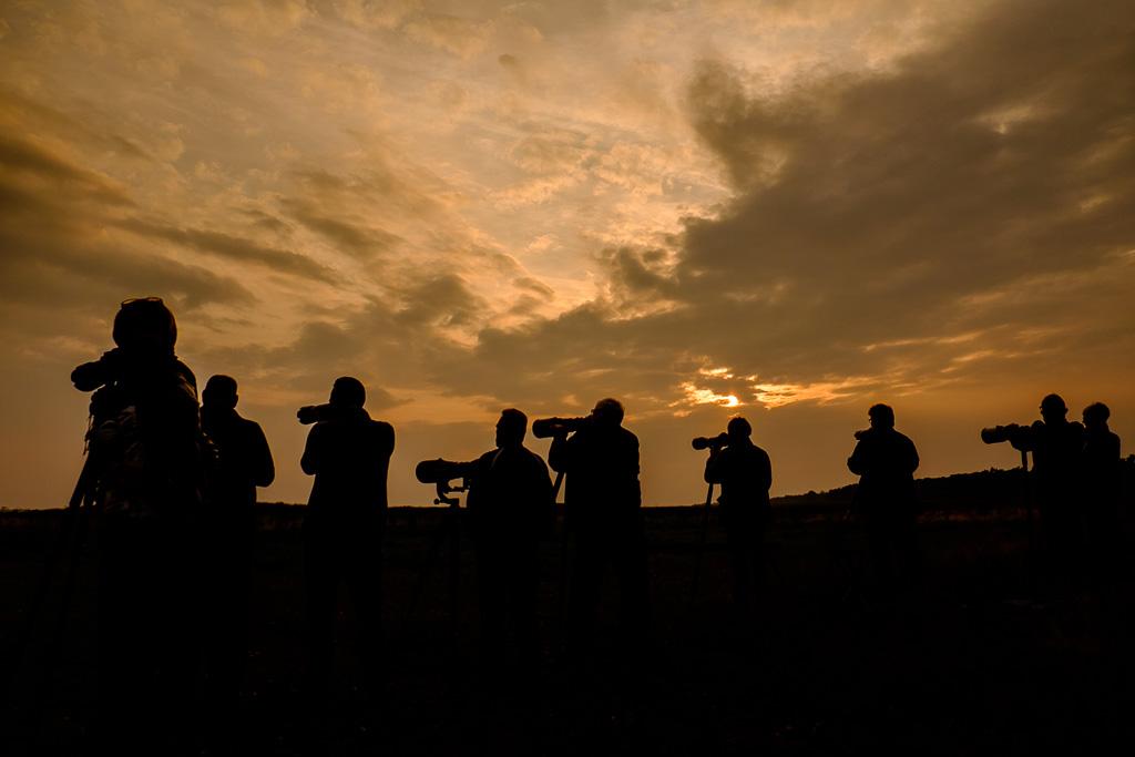 Jacht geopend op hufterige natuurfotograaf