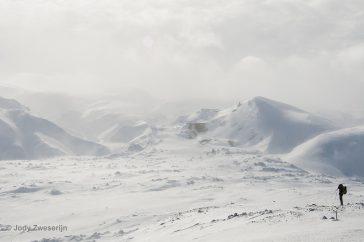 Winter op IJsland