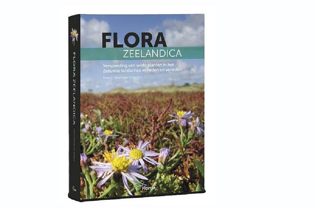 Boek Flora Zeelandica