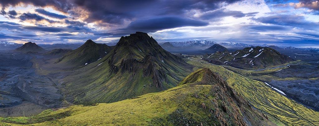 Het-binnenland-van-IJsland