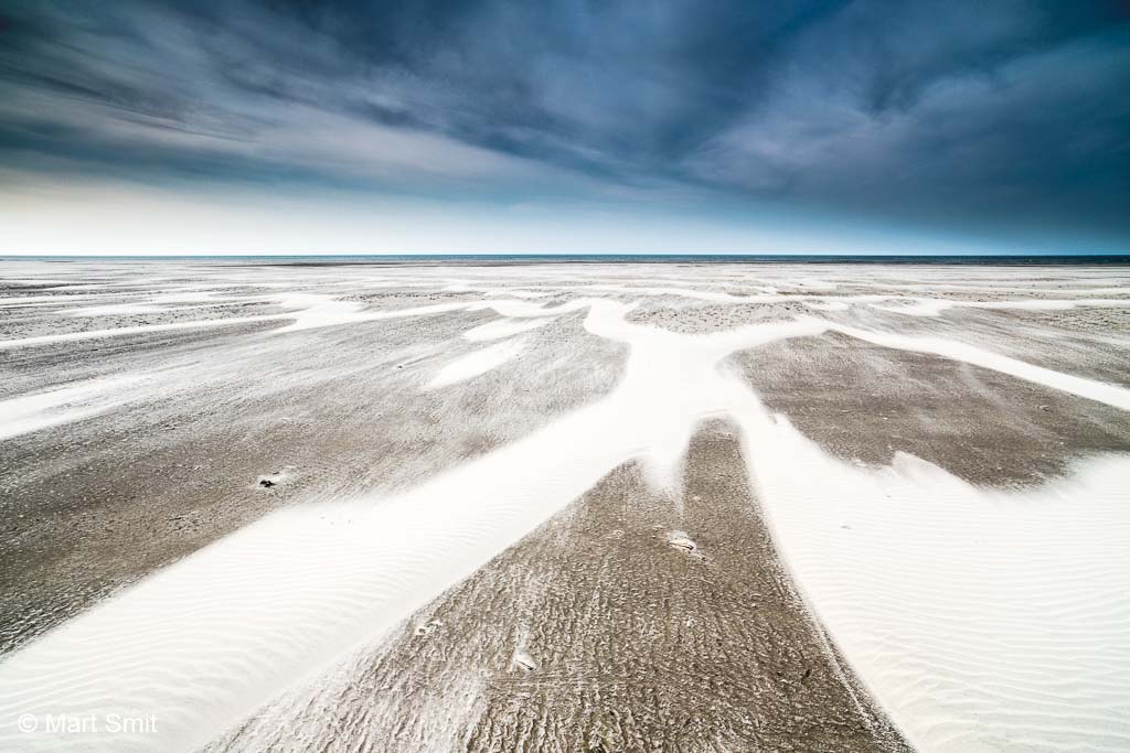 Strand van Schiermonnikoog