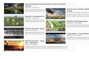 Nederlandse natuurfims