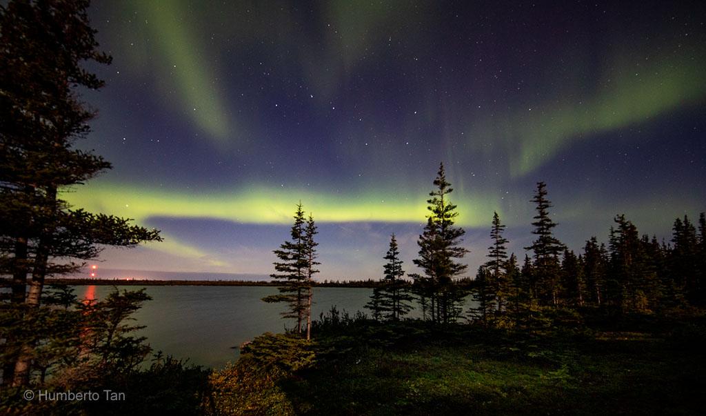 Aurora Borealis Churchill Canada