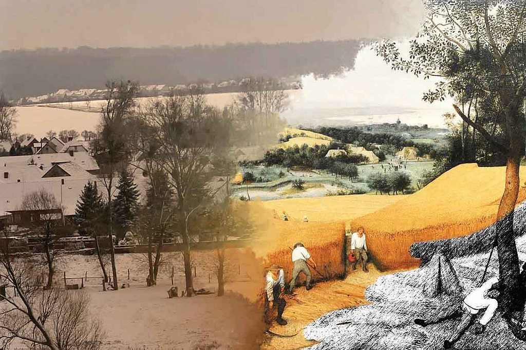 Tentoonstelling De natuur volgens Bruegel