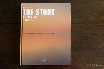 Boek The story of my light van Frank Peters