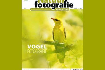 Natuurfotografie Magazine 2 2019 cover landscape