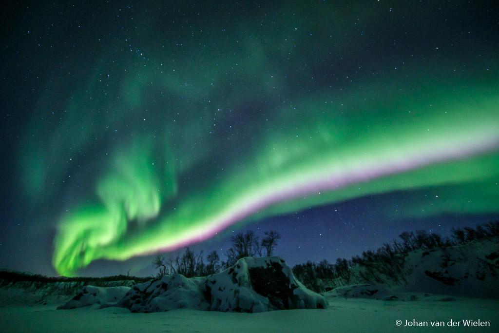 Op jacht naar Noorderlicht: de chase…