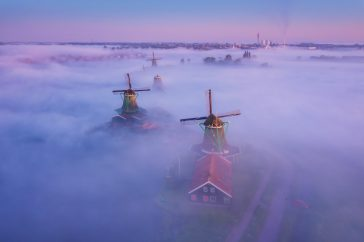 Magic Windmills