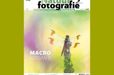 Natuurfotografie Magazine 3-2019 cover