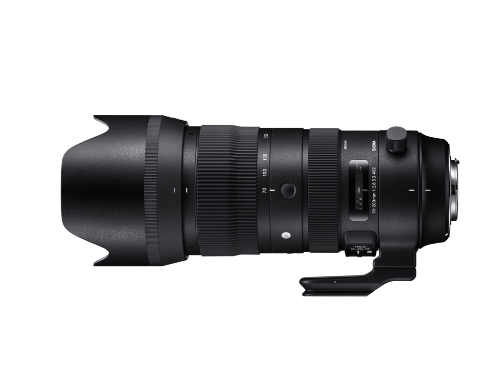 Review SIGMA 70-200mm F2.8 DG OS HSM Sports