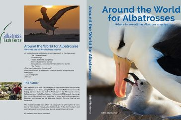 Boek Around the world for Albatrosses