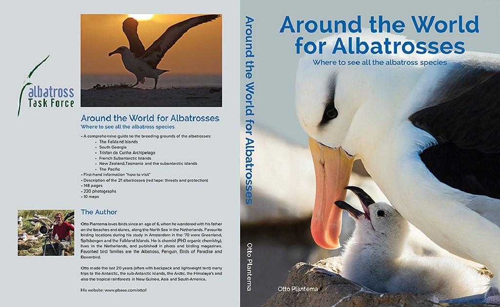 Boek Around the world for Albatrosses