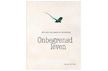 Boek onbegrensd leven van Jan van der Greef