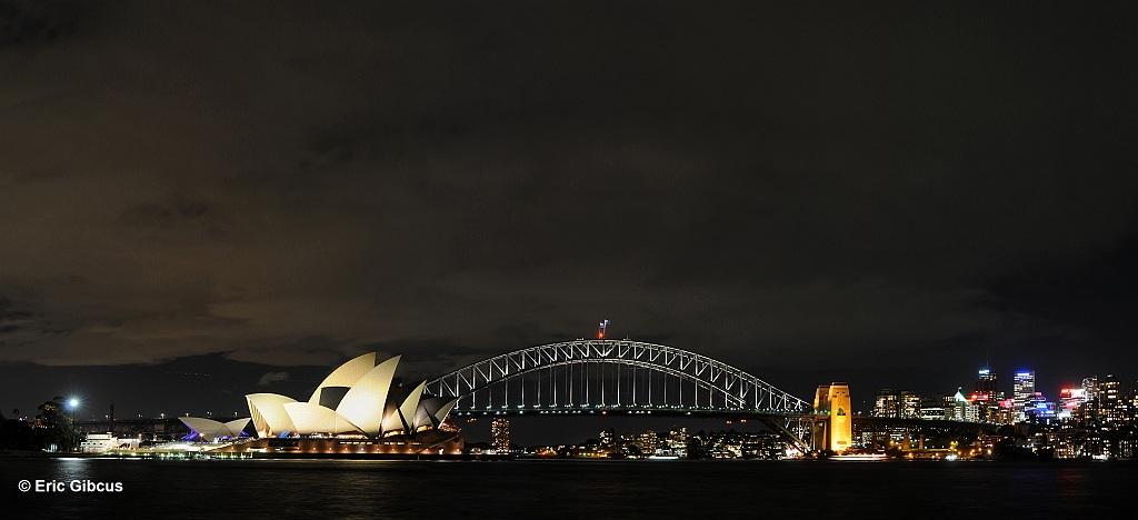 Skyline Sydney