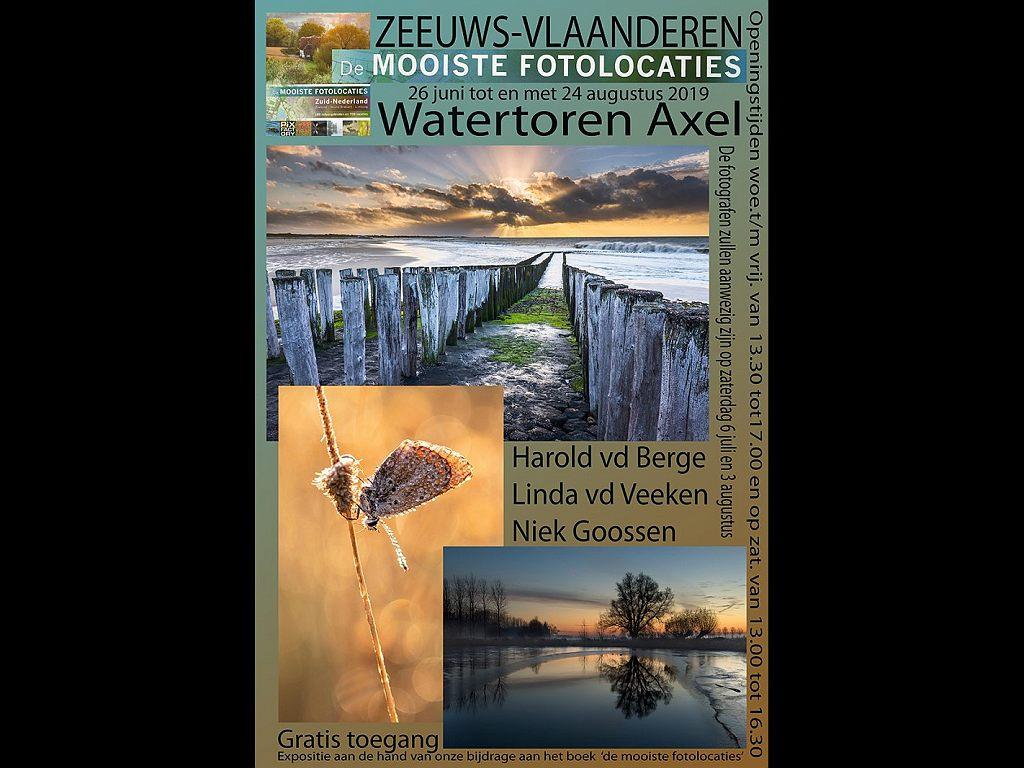 Expositie de mooiste fotolocaties in Zeeuws-Vlaanderen