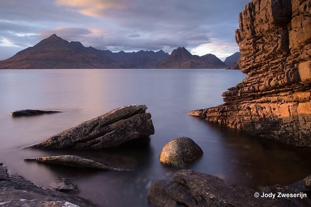 Schotland Isle of Skye, elgol