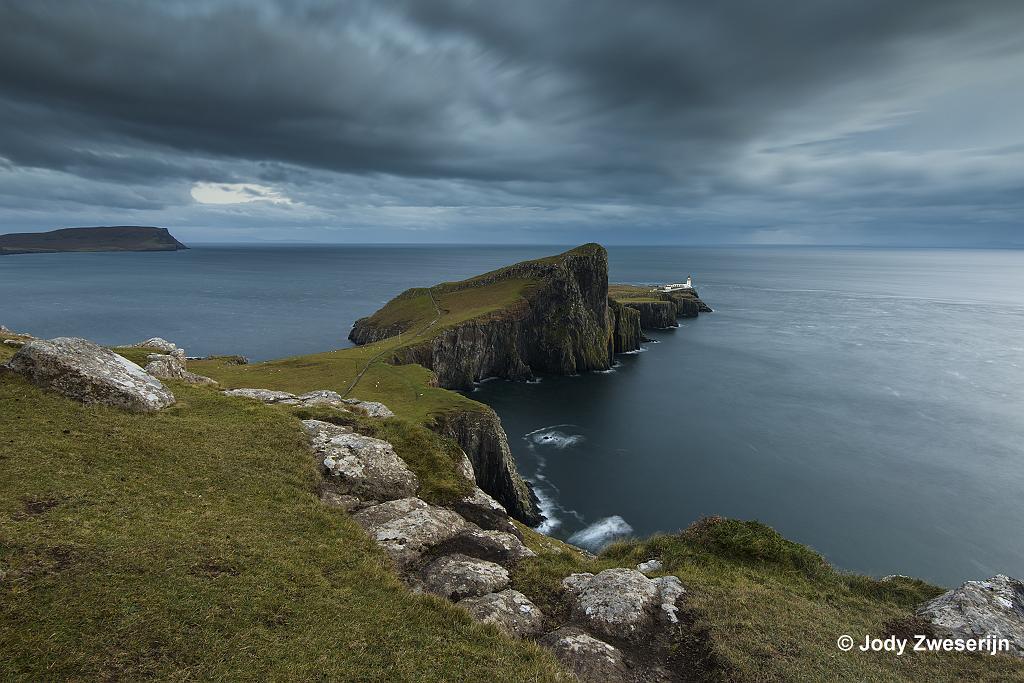 Schotland Isle of Skye, Neist Point