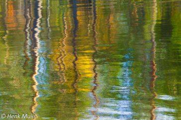 herfst abstractie
