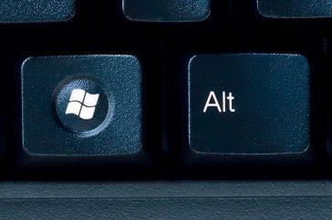 ALT knop