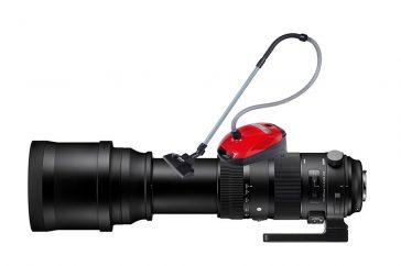Onderhoud lens