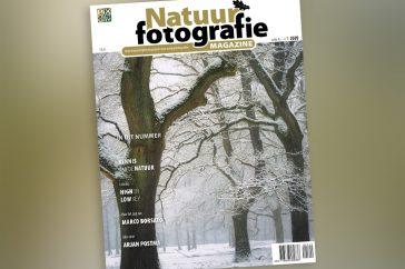 Natuurfotografie Magazine cover nummer 1 2020