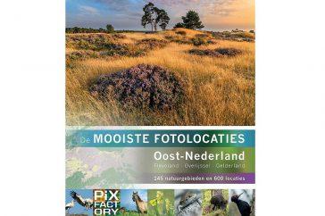 Boek De mooiste fotolocaties van Oost-Nederland