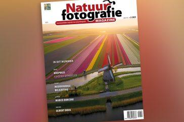 Natuurfotografie Magazine cover editie 46