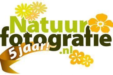 Natuurfotografie 5 jaar
