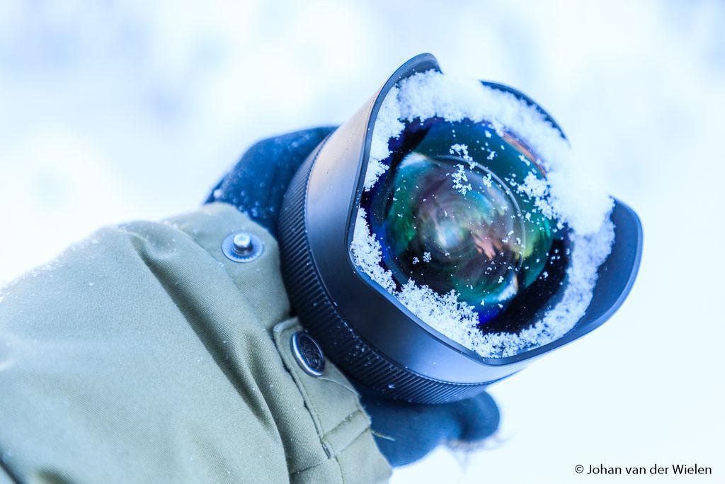 Sigma 14 mm lens