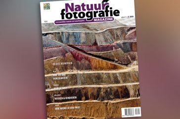 Natuurfotografie Magazine cover editie 47