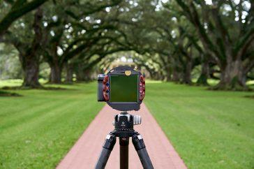 De landschapsfotografie kan niet zonder filters