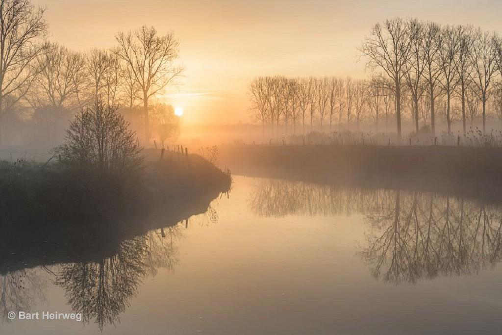 Dender Geraardsbergen Bart Heirweg